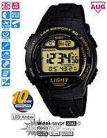 Часы CASIO W-734-9A