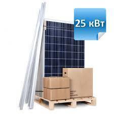 Сетевая станция под Зеленый тариф на 25 кВт (вариант 1б)