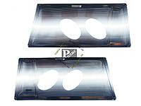Защита фар на ВАЗ 2108, 2109, 21099 (очки)