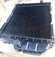 Радиатор водяного охлаждения МТЗ-80 Д-240 4-х рядный медный