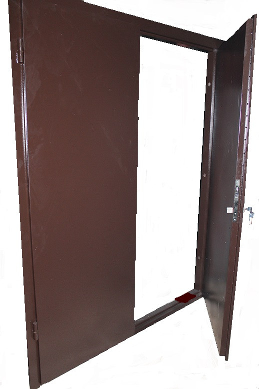Тамбурные и подъездные двери