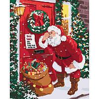 Картины по номерам Новогодняя ночь 40 х 50 см., фото 1