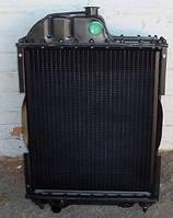 Радиатор охлаждения на мтз 80 Д-240 4-х рядный алюминиевый