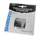 Ролики перемикача Shimano RD-TY22 (комплект, 2шт)