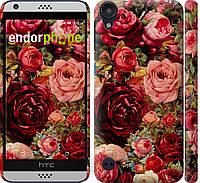 """Чехол на HTC Desire 530 Цветущие розы """"2701c-613-8094"""""""