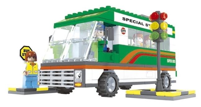 Конструктор Автобус AUSINI 25602