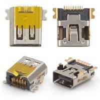 Коннектор зарядки для мобильных телефонов HTC A6262 Hero, DREAM G1, F3188 Smart, G3, 11 pin