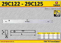 Правило строительное 2 глазка 250см,  TOPEX  29C124