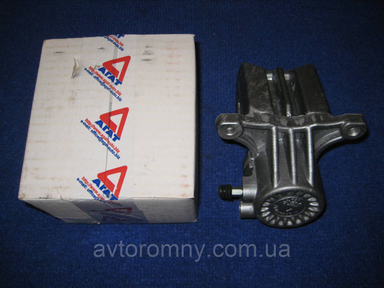 Цилиндр тормозной правый Таврия Славута ЗАЗ 1102 1103 1105 АГАТ 1102 - 3501042