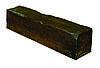Декоративна балка з поліуретану модерн ED 106 (3м) classic темна 12х12