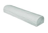 Декоративна балка з поліуретану ретро EF 205 (2м) classic біла 13х19