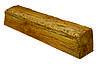 Декоративная балка из полиуретана рустик EQ 006 (4м) classic светлая 12х12