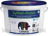 Краска фасадная Sylitol-Finish Base 3 XRPU (Силитол Финиш) 9,4 Ltr. Малиновый
