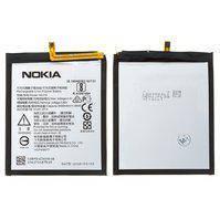 Аккумулятор HE317/HE316/HE335 для мобильного телефона Nokia 6 Dual Sim, Li-ion, 3,84 B, 3000 мАч