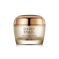 Питательный улиточный крем SKIN79 GOLDEN SNAIL INTENSIVE CREAM, 50 мл