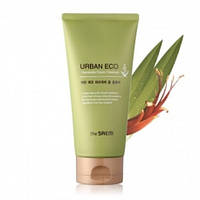 Пенка с новозеландским льном THE SAEM URBAN ECO HARAKEKE FOAM CLEANSER, 150 мл