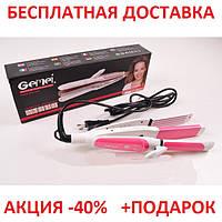 Профессиональная плойка для завивки  для волос - мультистайлер Gemei GM 1960 Original size                    , фото 1