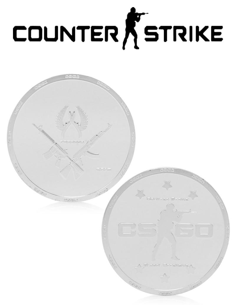 Монета  Counter-Strike CS:GO