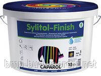 Краска фасадная Sylitol-Finish Base 1 XRPU (Силитол Финиш) 10 Ltr. Голубой