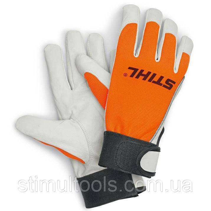 Профессиональные рабочие перчатки Stihl DYNAMIC SensoLight (размер XL)