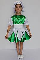 Детский карнавальный костюм Подснежник (девочка)