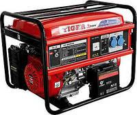 Генератор бензиновый Tiger EC6500AE, 5,5кВт