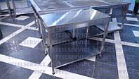 Стол производственный из нержавеющей стали, стол производственный из нержавейки