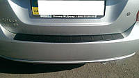 Накладка на задний бампер Volkswagen Polo (2010-) AVTM
