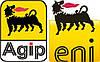 Смена торговой марки Agip на eni