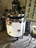 Котел варочный с мешалкой кпэ-100 ваккумный, фото 2