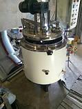 Котел варочный с мешалкой кпэ-100 ваккумный, фото 3