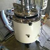 Котел варочный с мешалкой кпэ-100 ваккумный, фото 4