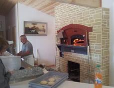 Печь для пиццы Asterm D120V, фото 2
