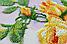 "Вышивка бисером 60х25см набор ""Поэзия 2"" Тэла Артис (с чешским бисером), фото 5"