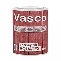 Vasco antiseptik AQUATEX Білий 0,9 л просочення-антисептик для дерева зовні