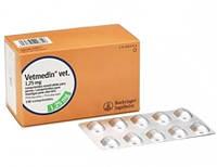 Ветмедин (Vetmedin) 1.25 мг. 100 таб.