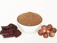 Молотые мыльные орехи Мукоросси 1 кг. Порошок мыльных орехов для мытья волос