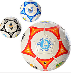 Мяч футбольный резиновый.Футбольный клубный мяч.Мяч футбольный двухслойный.
