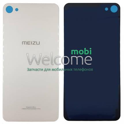Задняя крышка Meizu U20 white, сменная панель мейзу у20 ю20, фото 2