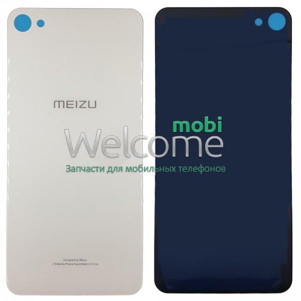Задняя крышка Meizu U20 white, сменная панель мейзу у20 ю20