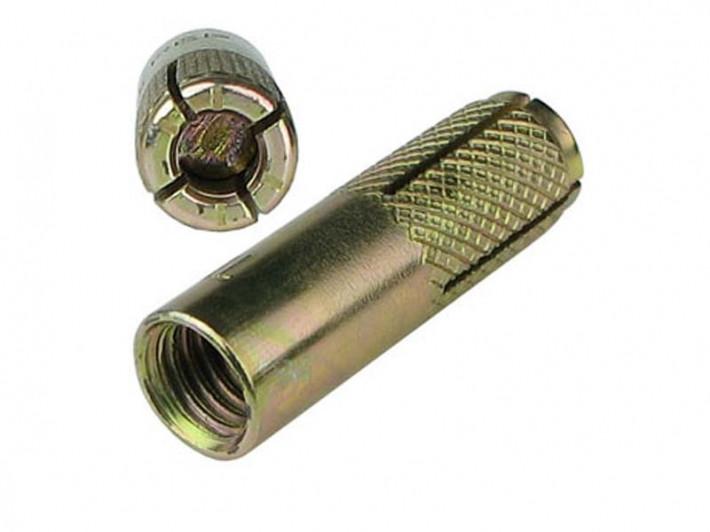 Анкер-дюбель забивной М6х8х25 (упаковка 100 шт.)