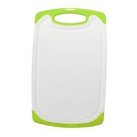 Доска кухонная Maestro Green зеленая 25х15 см h0,9 см пластик (1651-25Gr MR)