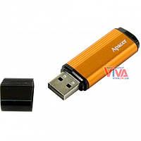 USB флешка Apacer AH330 32Gb Fiery Orange, фото 1