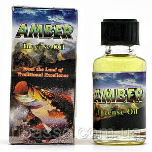 "Ароматическое масло ""Amber"" 8 мл Индия 20492"
