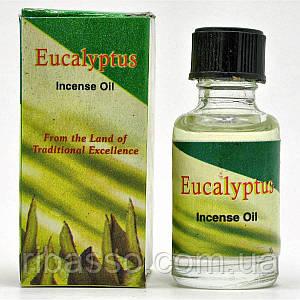 """Ароматическое масло """"Eucalyptus"""" 8 мл Индия 20451"""