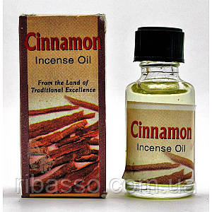 "Ароматическое масло ""Cinnamon"" 8 мл Индия 19184"