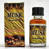 """Ароматическое масло """"Musk"""" 8 мл Индия 20455"""