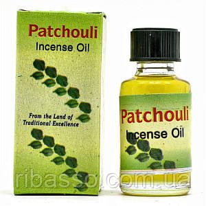 """Ароматическое масло """"Patchouli"""" 8 мл Индия 20457"""