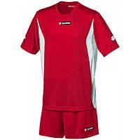 Футбольная форма детская (шорты, футболка) Lotto KIT STARS SS JR  FLAME M5220