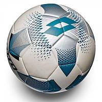 Мяч футбольный Lotto BALL FB 900 IV 5  WHITE/GREEN DANDY T3692/T3710